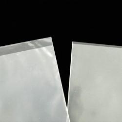 Bords décalés pour ouverture facile du sac au remplissage