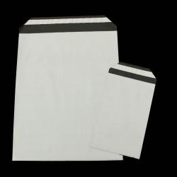 Pochettes en PE Coex blanc/noir inviolables et opaques